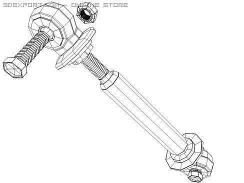 Suspension Free 3d Model In Parts Of Auto 3dexport
