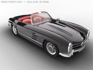 MercedesBenz 300 SL Roadster