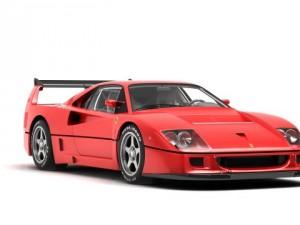 Ferrari F40 Competizione 89