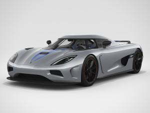 Koenigsegg Agera   HD Interior 3D Model. 3dAcuvision. Sport Cars
