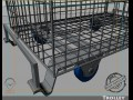 Trolley - 3D Model c4d max obj fbx ma lwo 3ds 3dm stl
