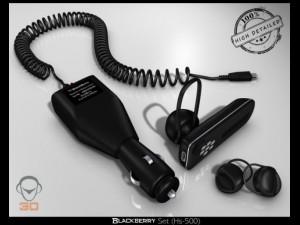 Blackberry Set Hs500