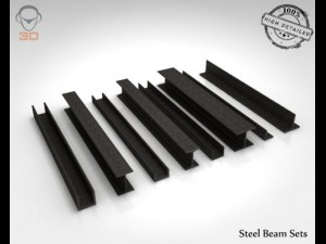 Steel Beam Sets