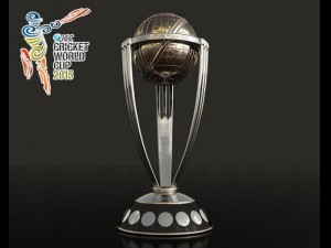 ICC Cricket Cup 2015 Trophy