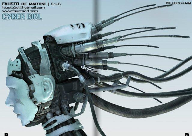 CG Chosen SciFi magazine No1