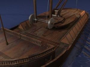 Leonardo Assault battleship
