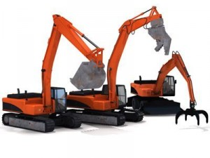 Excavator collection 2