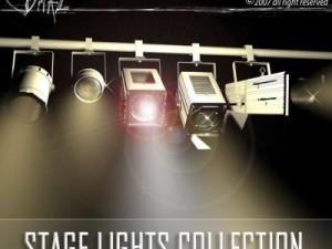 Stage lights   set