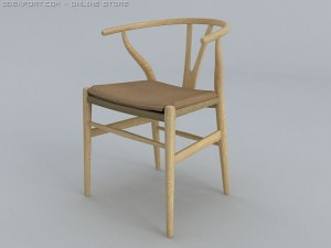 Wegner Y chair