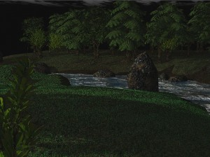The Forest Scene