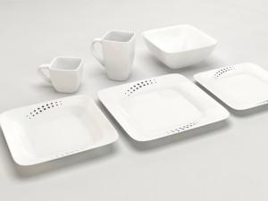 Common Square Dishes