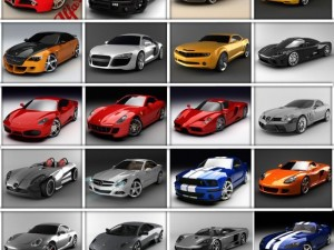 Dream Cars Collection