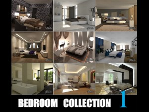 Bedrooms collection 1