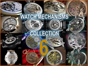 Watch mechanisms coll 6