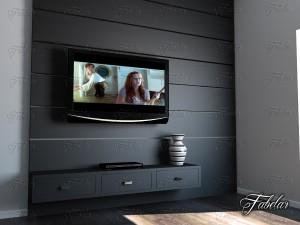 TV cabinet 06