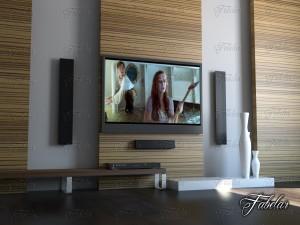 TV cabinet 07