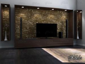 TV cabinet 08