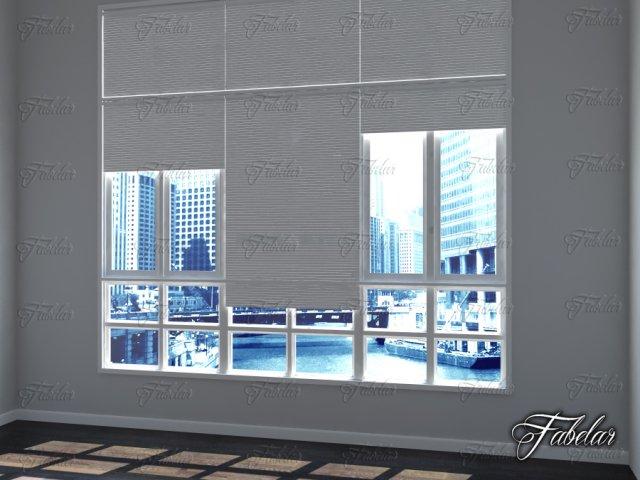 Curtains 05 3D Model