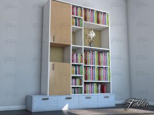 Bookshelf 08