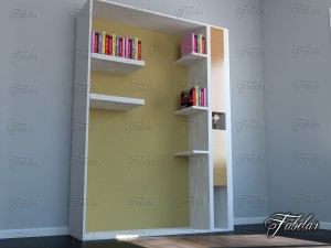 Bookshelf 09