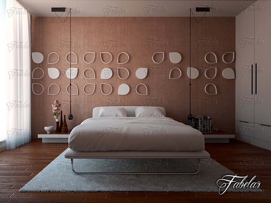 Wall Decoration 3d Model
