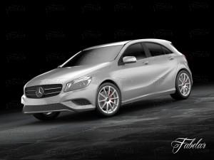 Mercedes A class w176