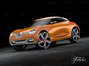Renault Captur concept