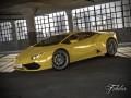 Lamborghini Huracan LP 610-4 garage