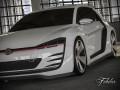 Volkswagen Design Vision GTI garage