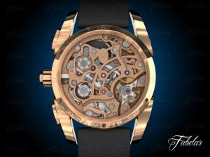Watch mechanism 25