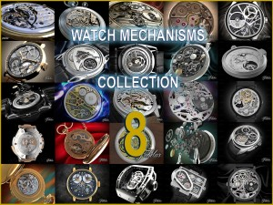 Watch mechanisms coll 8