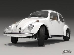 Volkswagen Beetle 1300 1963