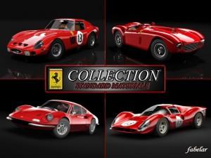 Ferrari collection STD MAT