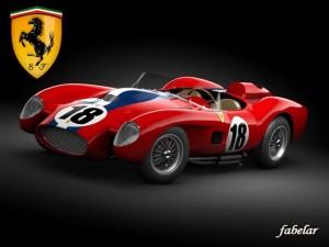 Ferrari 250 mod 1
