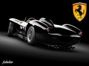 Ferrari 250 mod 2 STD MAT