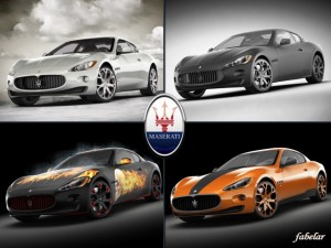 Maserati GT collection
