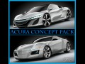 Acura Concept pack