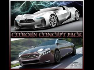 Citroen Concept pack