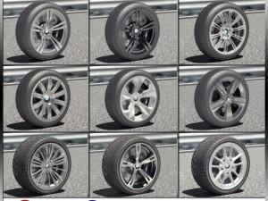 BMW wheels vol 1