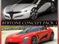 Bertone concepts 1