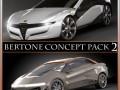 Bertone concepts 2
