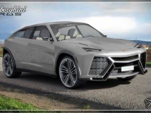 Lamborghini Urus std mat