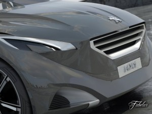 Peugeot HX1 20