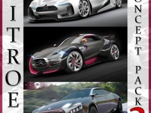 Citroen Concept pack 2
