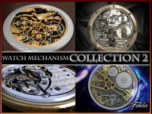 Watch mechanism coll 2
