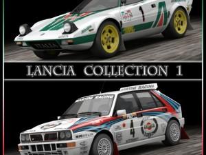 Lancia collection 1