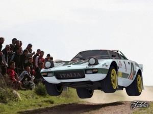 Lancia Stratos std mat