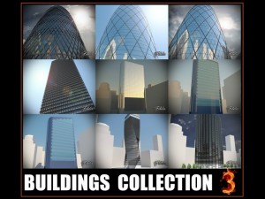 Buildings collection 3