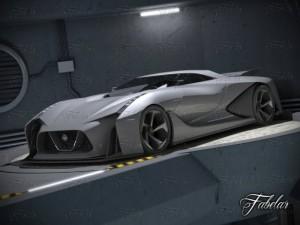 Nissan 2020  garage