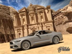 Mustang GT 2015  El Deir